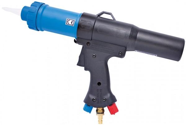 Petec Teleskop-Druckluftpistole