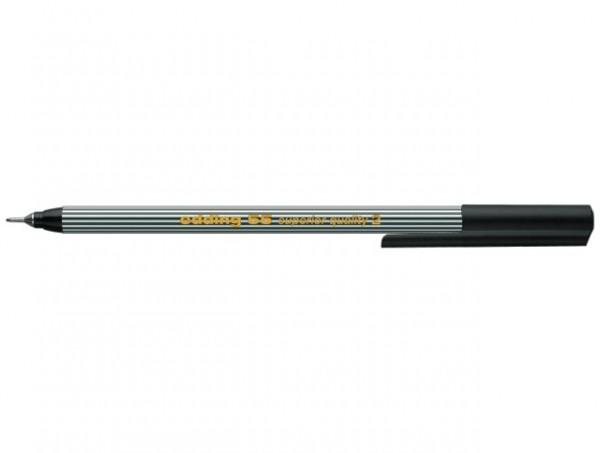Edding 55 Fineliner schwarz 0,3mm