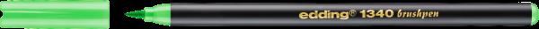 Edding 1340 Pinselstift hellgrün