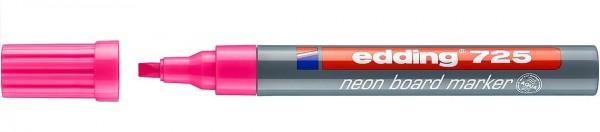 Edding 725 neon board marker neonrosa
