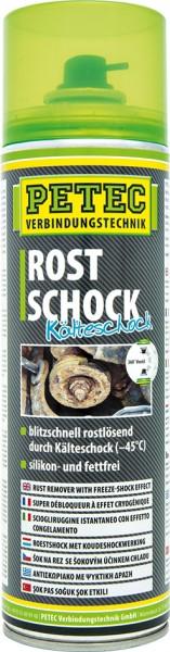 Petec Rostschock Kälteschock, 500 ml
