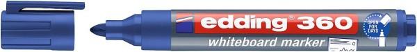 Edding 360 Whiteboardmarker A8 blau