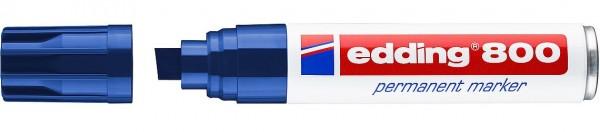 Edding 800 Permanentmarker Blau 4-12mm