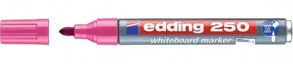 Edding 250 Whiteboardmarker rosa