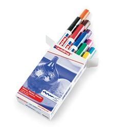 Edding 750/10 S CR paintmarker Set