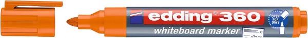 Edding 360 Whiteboardmarker A8 orange