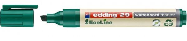 Edding 29 EcoLine Whiteboardmarker grün