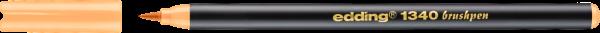 Edding 1340 Pinselstift hellorange