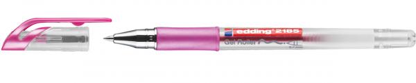 Edding 2185 Gel Roller pink-metallic