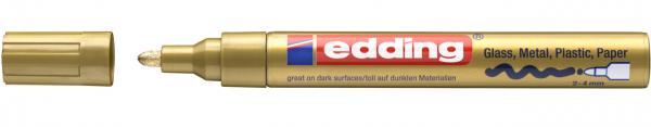 Edding 750 Lackmalstift gold