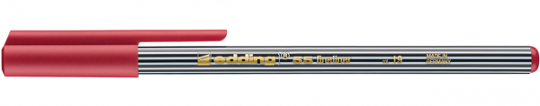 Edding 55 Fineliner carmin 0,3mm