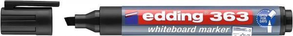 Edding 363 Whiteboardmarker A8 schwarz