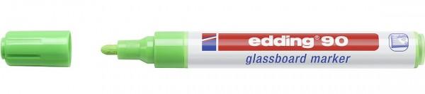 Edding 90 Glasboardmarker hellgrün