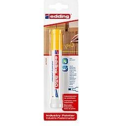 Edding 950/1 BL Industrie Pastenmarker gelb