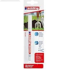 Edding 8055/1 BL Outdoormarker weiß