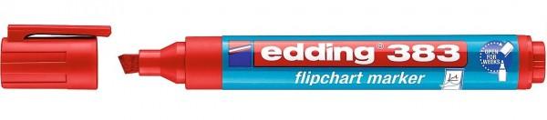 Edding 383 flipchart marker A8 rot