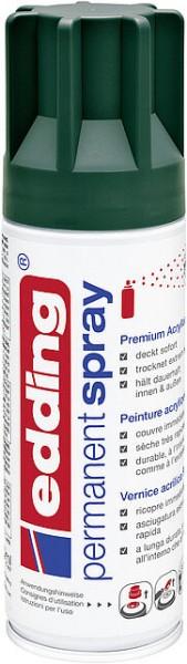 Edding Permanent-Spray 5200 moosgrün seidenmatt 200ml