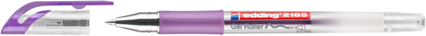 Edding 2185 Gel Roller violett