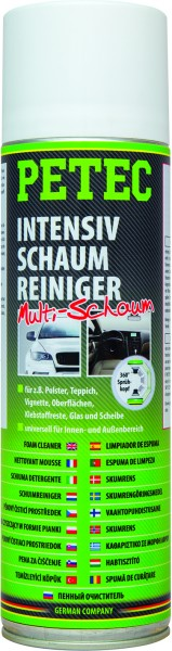 Petec Intensiv-Schaumreiniger Spray 500ml