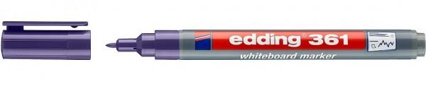 Edding 361 Whiteboardmarker violett