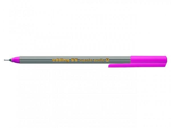 Edding 55 Fineliner rotviolett 0,3mm
