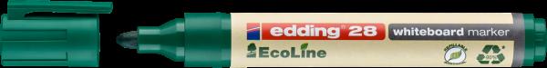 Edding 28 EcoLine Whiteboardmarker grün