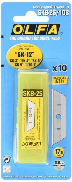 OLFA Klinge SKB-2S/10B 17,5mm 10er Pack