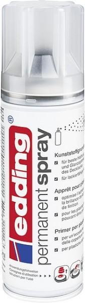 Edding Permanent-Spray 5200 Kunststoffgrundierung farblos 200ml
