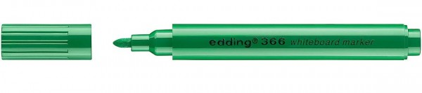 Edding 366 mini Whiteboardmarker grün