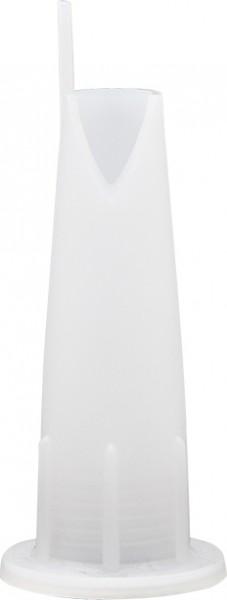 Petec Ersatzdüse mit V-Nut für Scheibenkleberkartusche 310ml