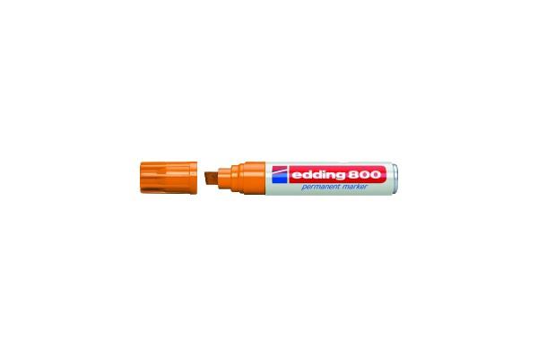 Edding 800 Permanentmarker Orange 4 - 12mm