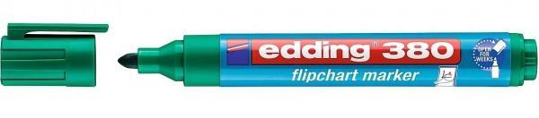 Edding 380 flipchart marker A8 grün