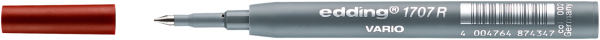 Edding 1707 R Vario Mine Roller rot