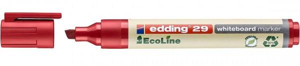 Edding 29 EcoLine Whiteboardmarker rot