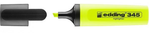 Edding 345 Textmarker gelb 2-5mm