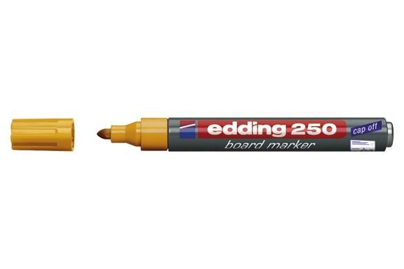 Edding 250 Whiteboardmarker orange