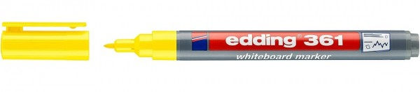 Edding 361 Whiteboardmarker gelb