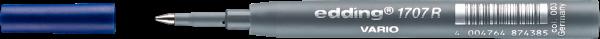 Edding 1707 R Vario Mine Roller blau
