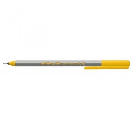 Edding 55 Fineliner gelb 0,3mm