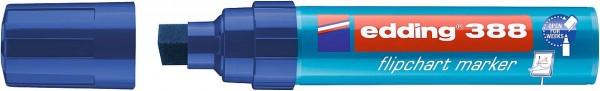 Edding 388 flipchart marker blau
