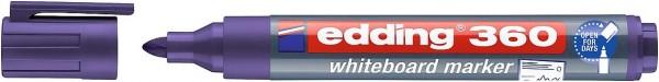 Edding 360 Whiteboardmarker A8 violett