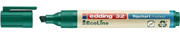 Edding 32 Ecoline flipchart marker grün