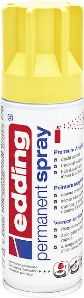 Edding Permanent-Spray 5200 verkehrsgelb seidenmatt 200ml