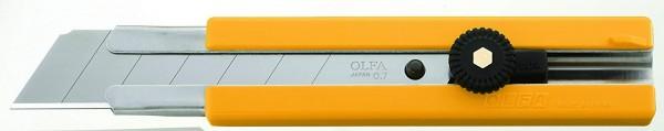 OLFA H-1 Hochleistungs Messer 25mm