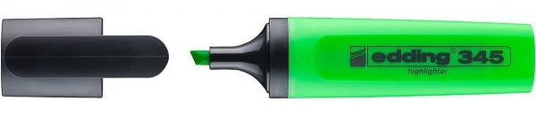 Edding 345 Textmarker hellgrün 2-5mm