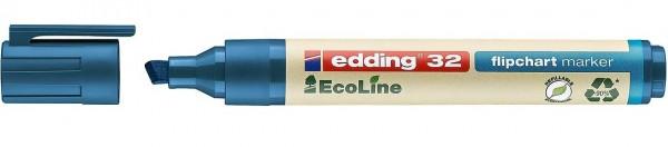 Edding 32 Ecoline flipchart marker blau