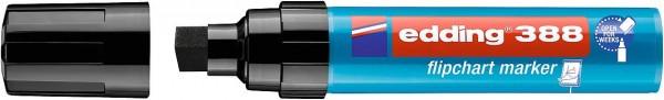 Edding 388 flipchart marker schwarz