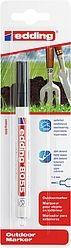 Edding 8055/1 BL Outdoormarker schwarz