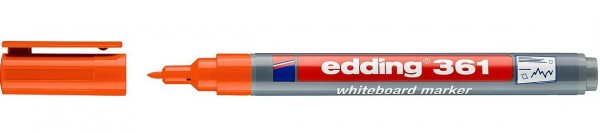 Edding 361 Whiteboardmarker orange