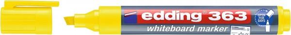 Edding 363 Whiteboardmarker A8 gelb